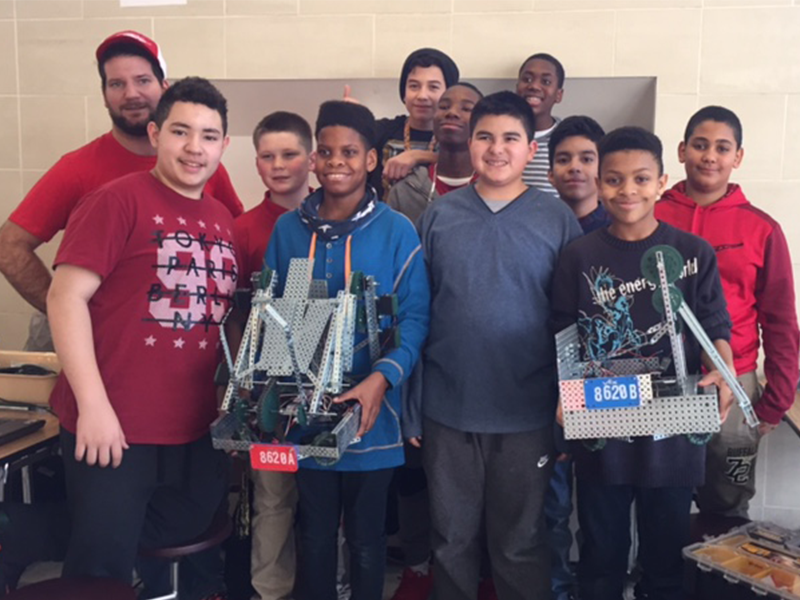 Dodd Robotics Impress