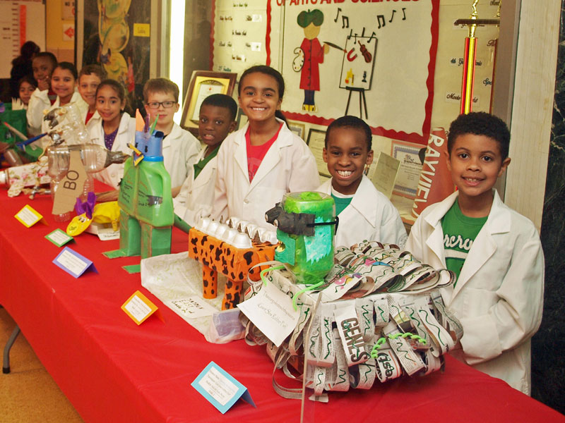 "Students Go Green on Environmental Awareness Day <span class=""small"">(more)</span>"