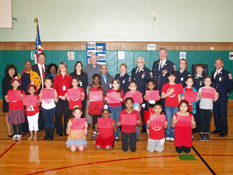 "Bayview Avenue School Honors Freeport Firefighters  <span class=""small"">(more)</span>"