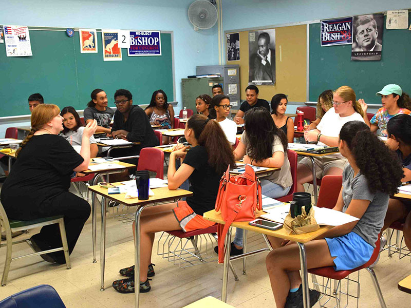 FHS Students SMART Up During Summer
