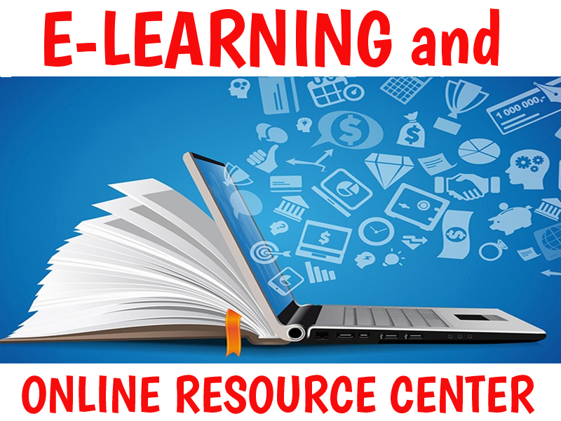 E-Learning and Online Resource Center