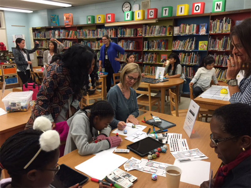Archer Hosts 'Coffee with the Principal'