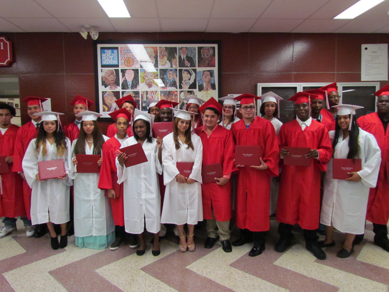 Summer Grads Added to Class of 2014