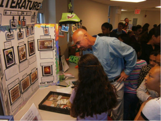 Atkinson Students' Independent Study Projects Impress