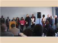 Freeport Village Honors Freeport Cares at Martin Luther King Day Celebration photo