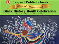 Black History Month Celebration image