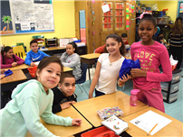 Bayview Students Supplement Study of Simple Machines photo