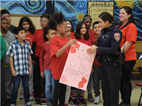 Bayview Celebrates Local Police Officers photo