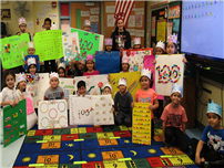 Students Celebrate 100 Days of School photo thumbnail165323
