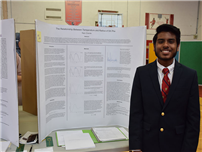 Students Showcase Scientific Prowess Photo