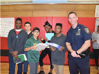 Atkinson Hosts Career Day photo