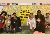 FHS Club's Commitment to Civic Responsibility photo