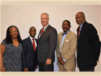 Board of Education Annual Reorganization Meeting Photo