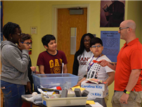 District Supplements STEM Lessons with Summer Program photo