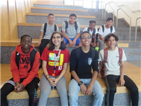 Students Participate in Summer P-Tech Program photo
