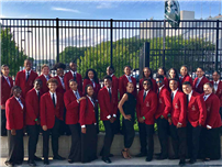 Select Chorale Astounds for Jets photo