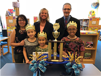 New Visions Wins Summer Reading Challenge photo