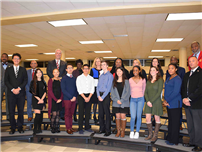 District Celebrates Superb Students and Staff photo