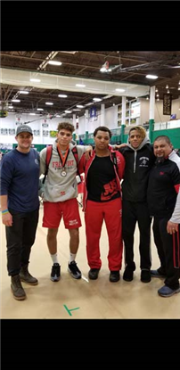 FHS Wrestler Makes History photo 2