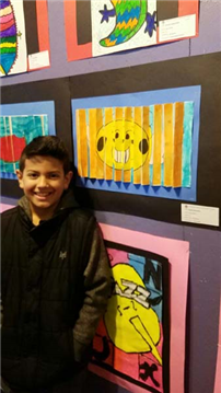 Art Excellence Exhibited Pic 3
