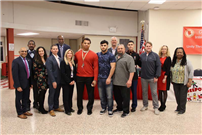 BOE Recognizes Winter Athletes photo 3