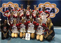 Cheerleaders Earn Bid to National Championship photo 2