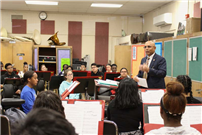 Marching Band Receives Instrument Donations photo 2