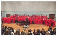Chorale Enthralls at Westminster Photo 4