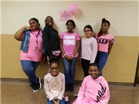 Students make strides in breast cancer awareness photo 3