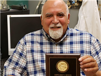 Science Teacher Received County Honor  thumbnail123325