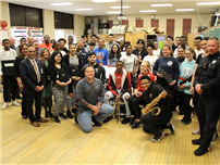 Marching Band Receives Instrument Donations photo